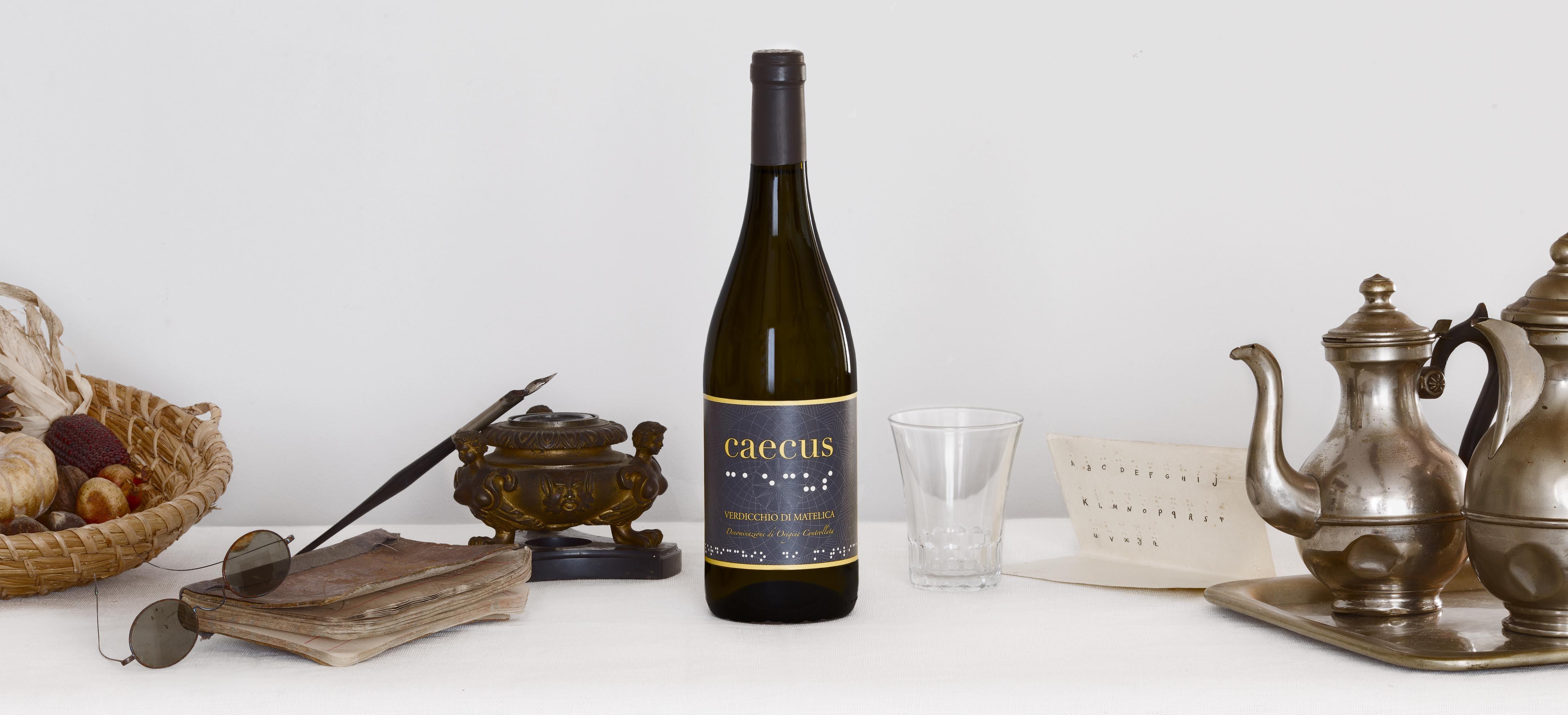 Bottiglia di Caecus